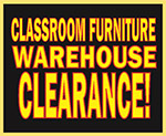 Monthly Specials - Classroom furniture clearing sale